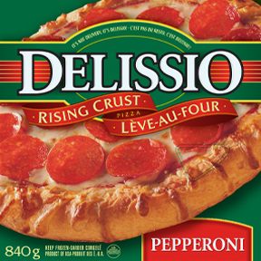 Delissio Rising Crust – Pepperoni