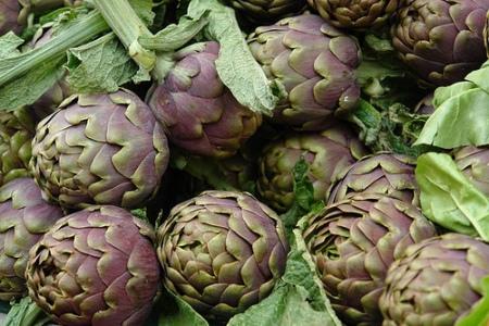roman artichokes Italian food