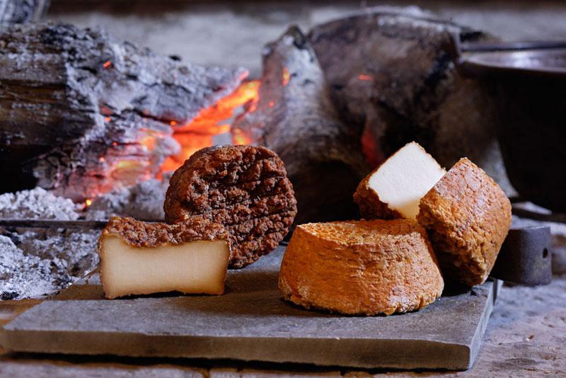 veneto cheese ricotta affiumicato