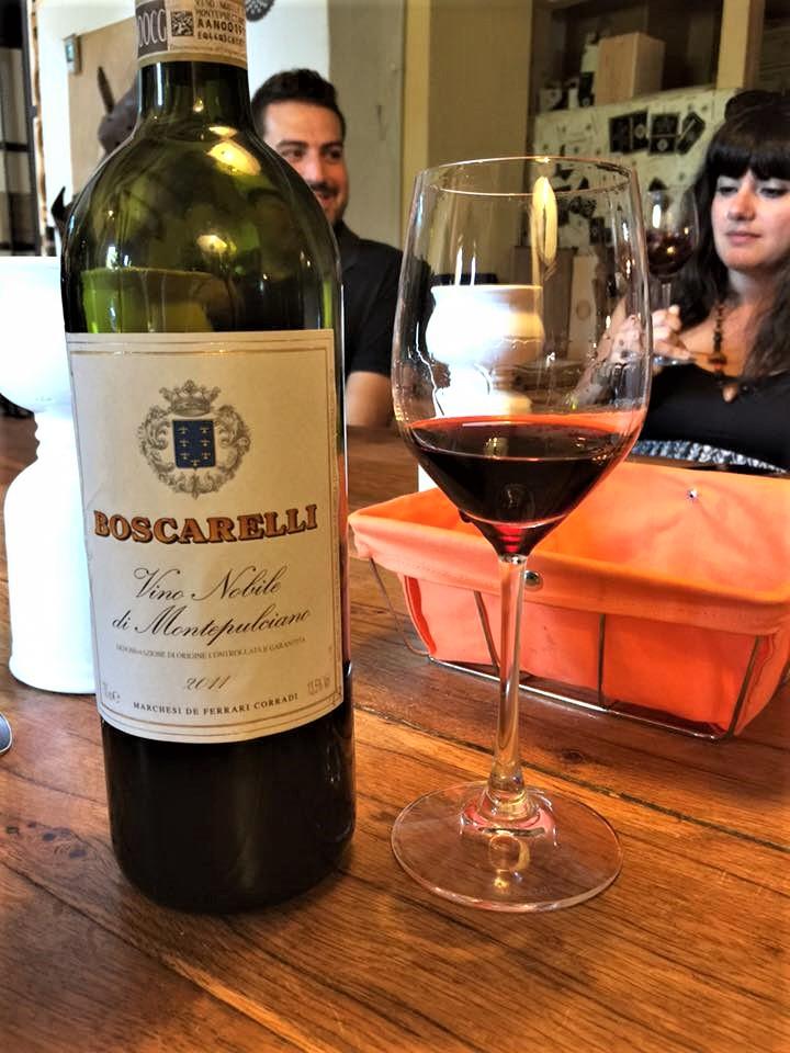 boscarelli wine tuscany montepulciano