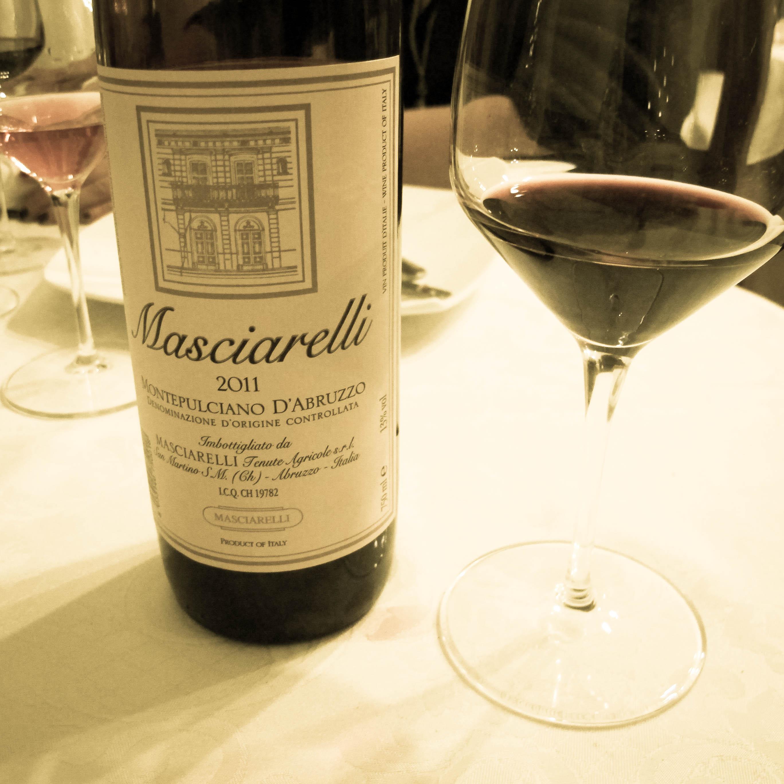 montepulciano-masciarelli italian wine geek