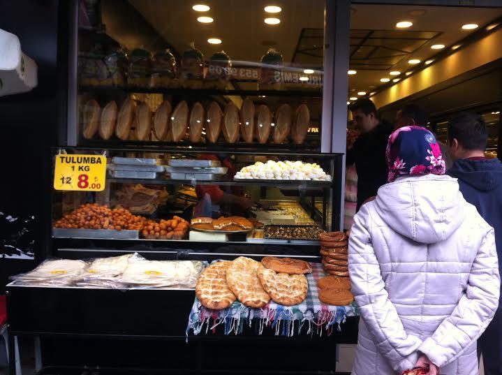 bread shop istanbul