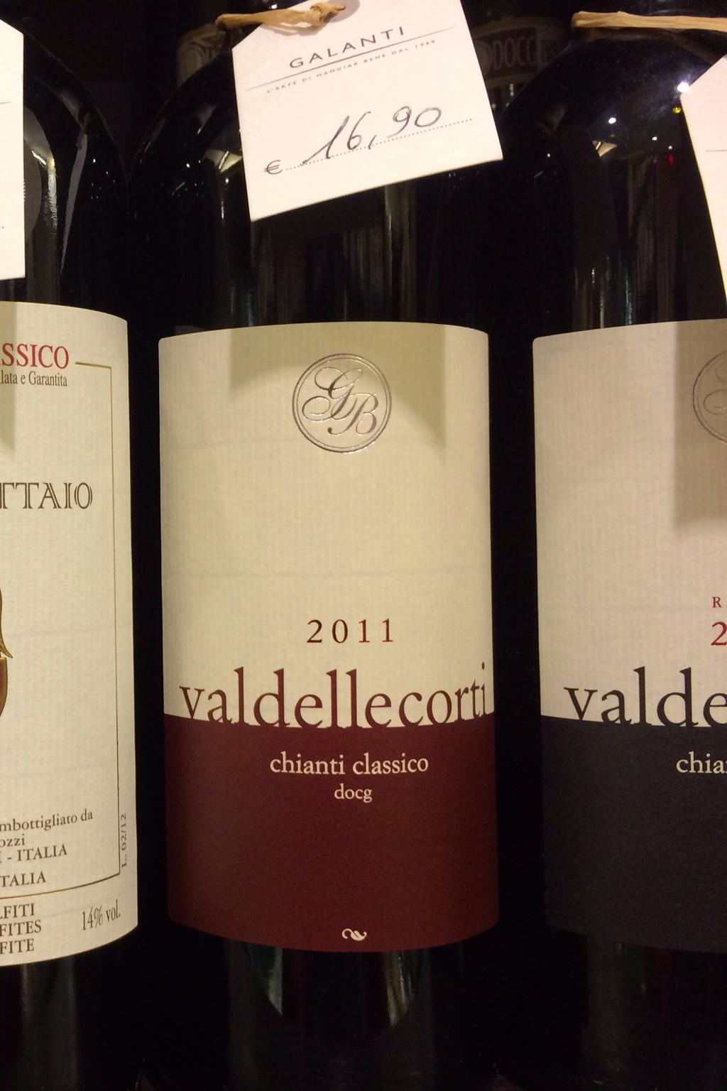 wines galanti barlettaio chianti classico