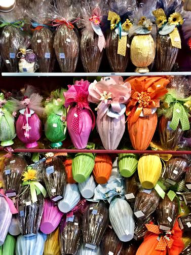 chocolate easter eggs florence