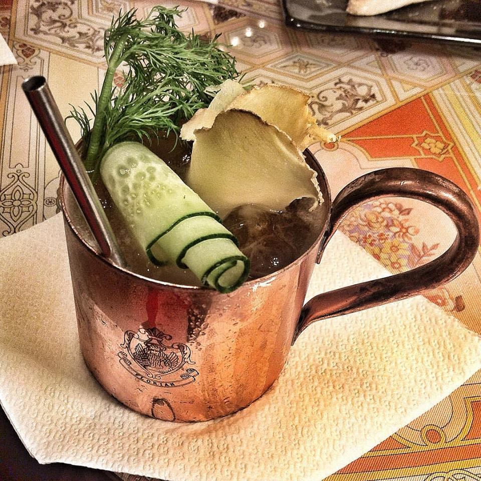 moscow mule florian florence