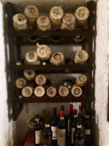 wine fiasco florence trattoria enzo e piero