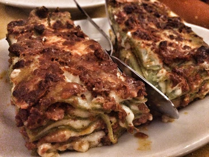 lasagna bologna italy
