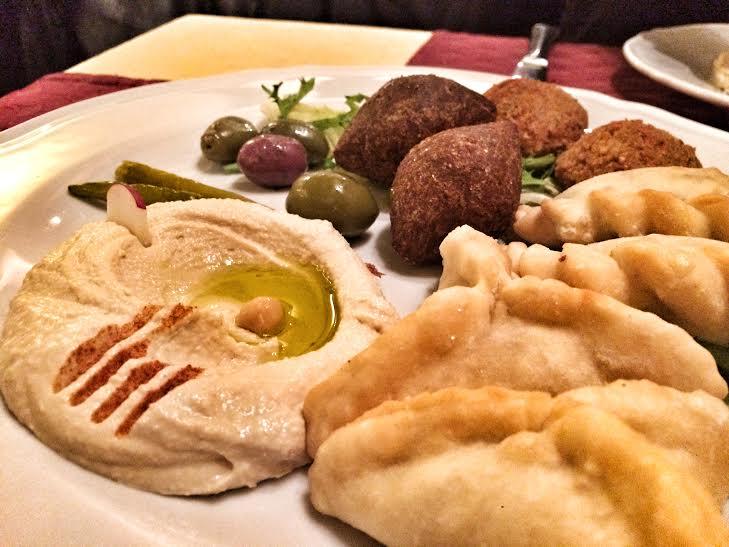 val dei cedri florence food lebanon
