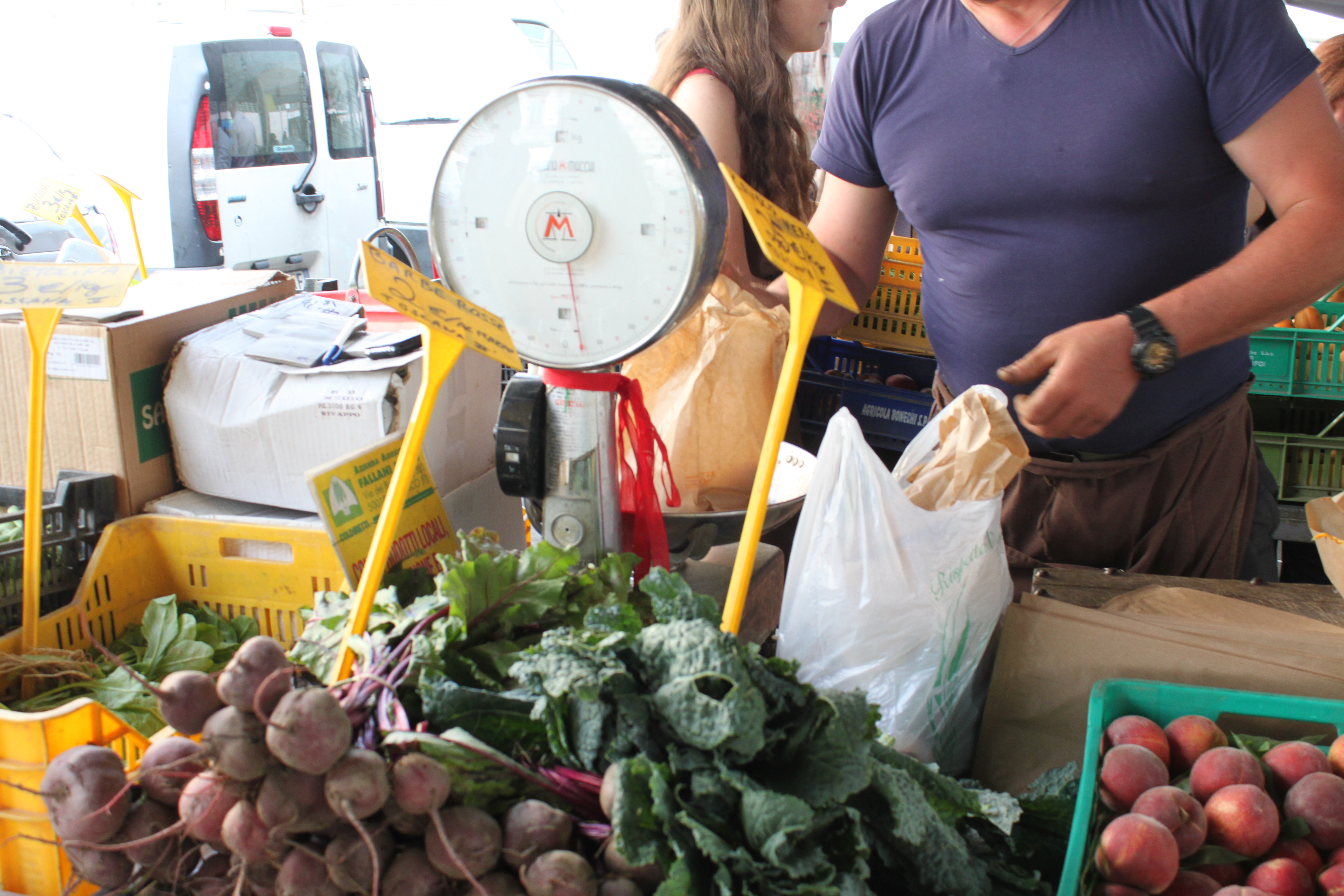 sant'ambrogio market via Curious Appetite