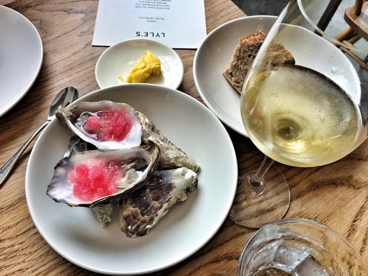 london lyles oysters
