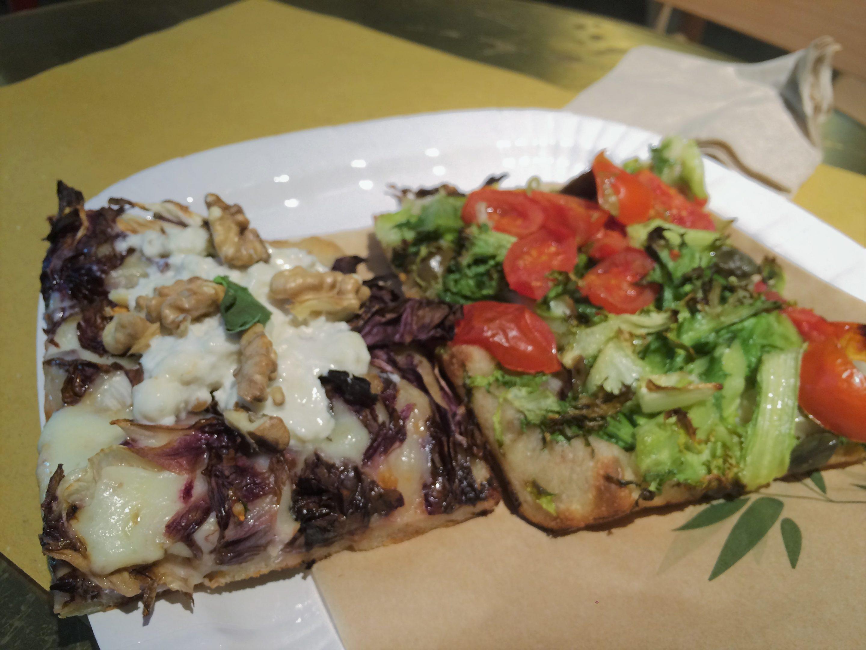 mozzabella Bologna pizza