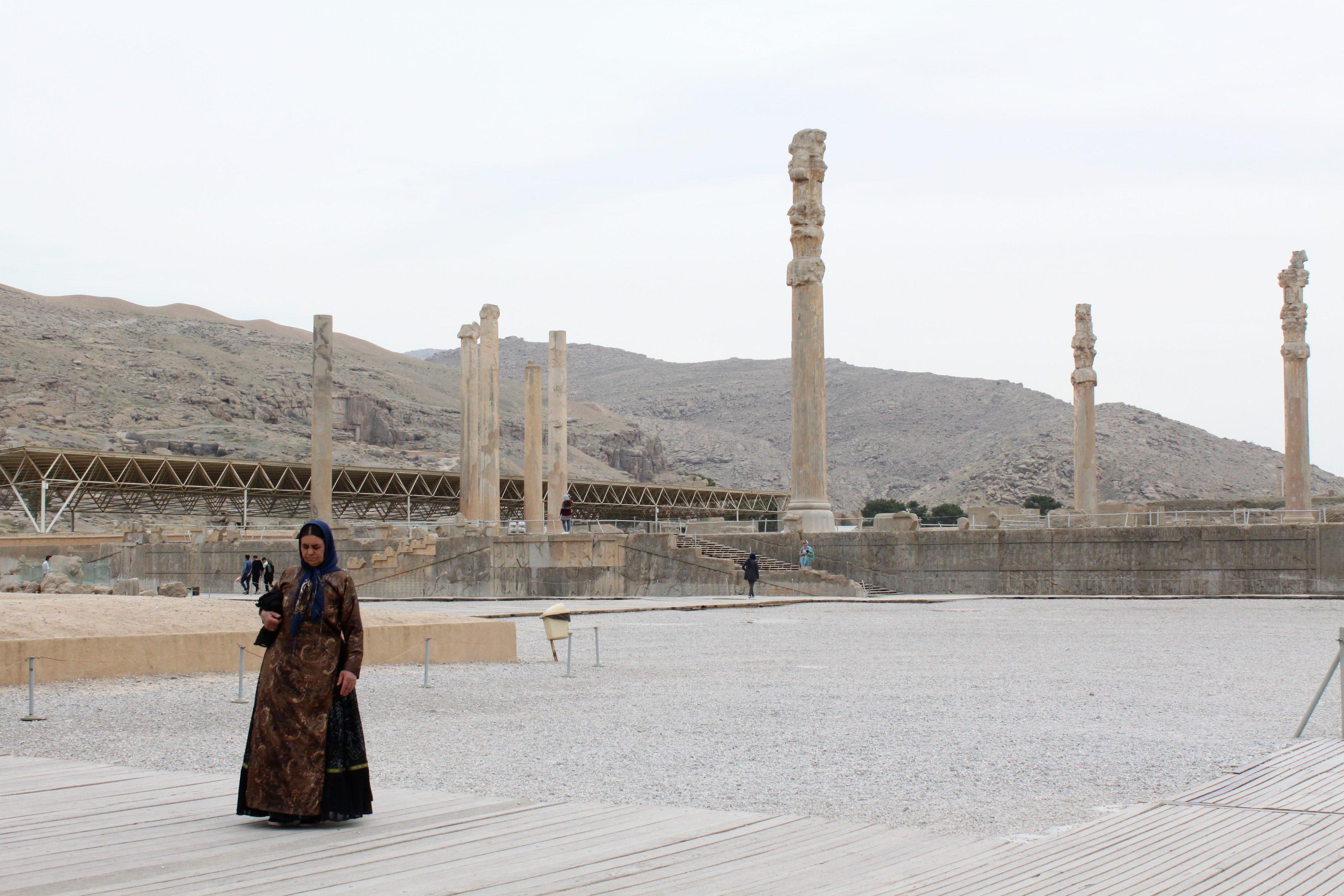 Persepolis dress