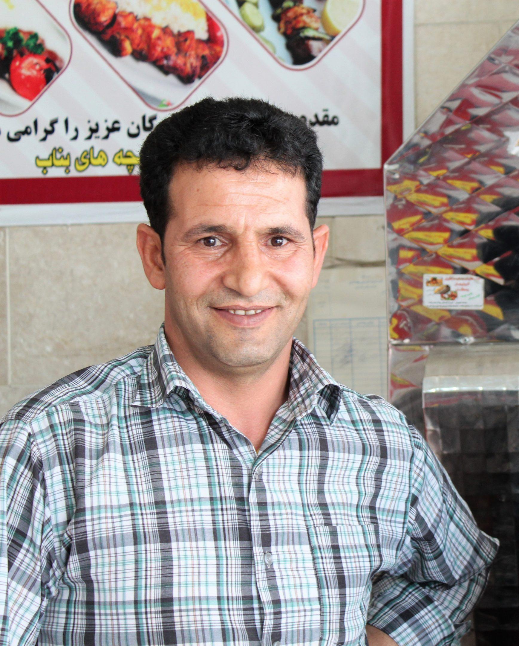 kebab man