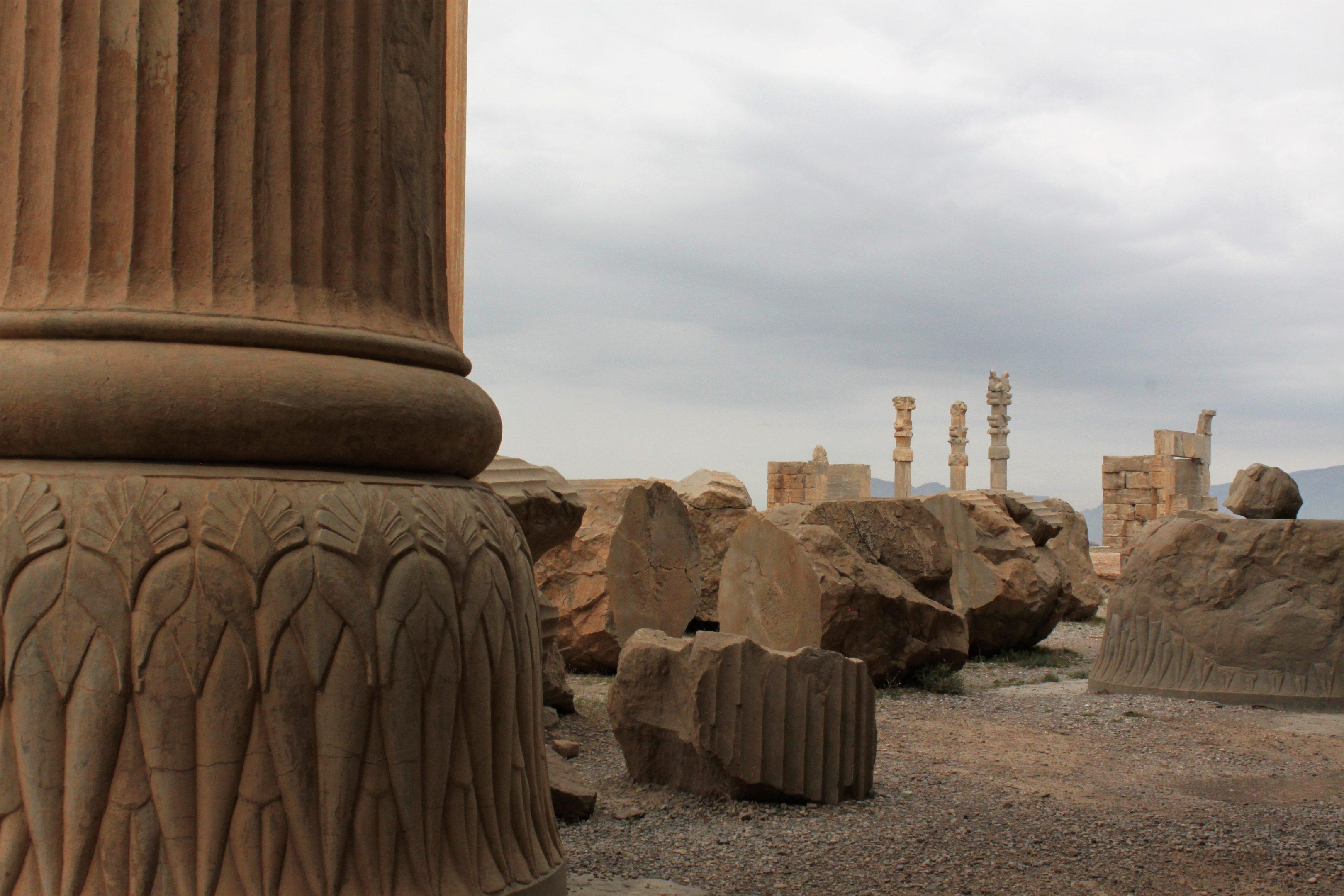 ruins persepolis