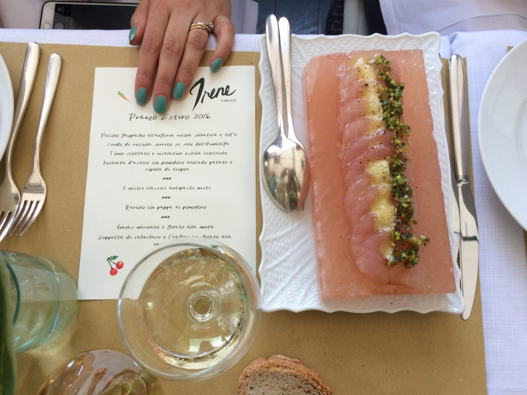 Finger Food Aperitivo Estivo where to meet & eat in florence for solo travelers - curious
