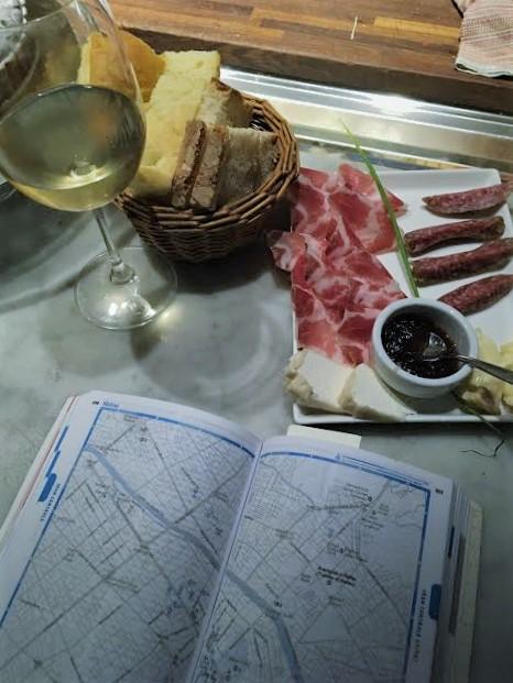 Il Santino Map Florence Solo