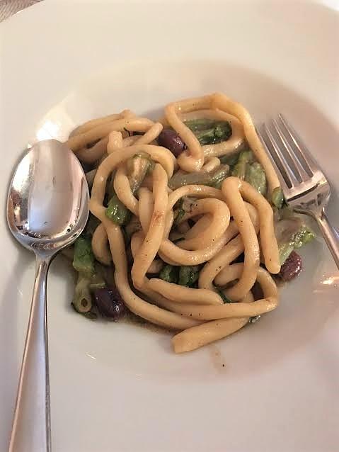 pasta club culinario florence solo