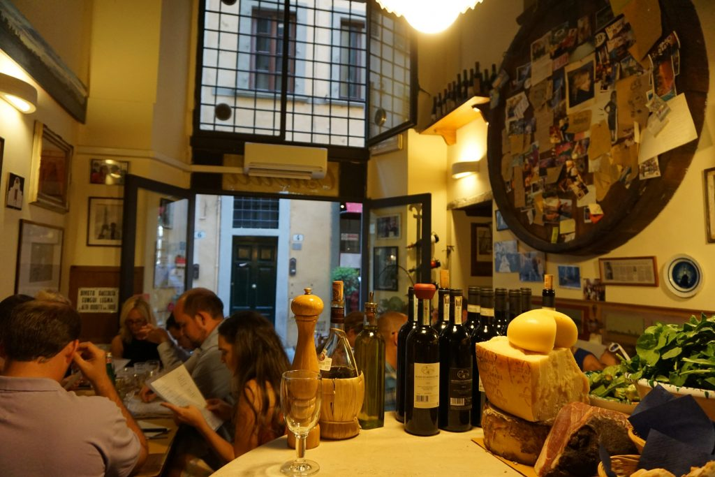 Where To Eat On The Cheap Budget Dining In Florence Italy