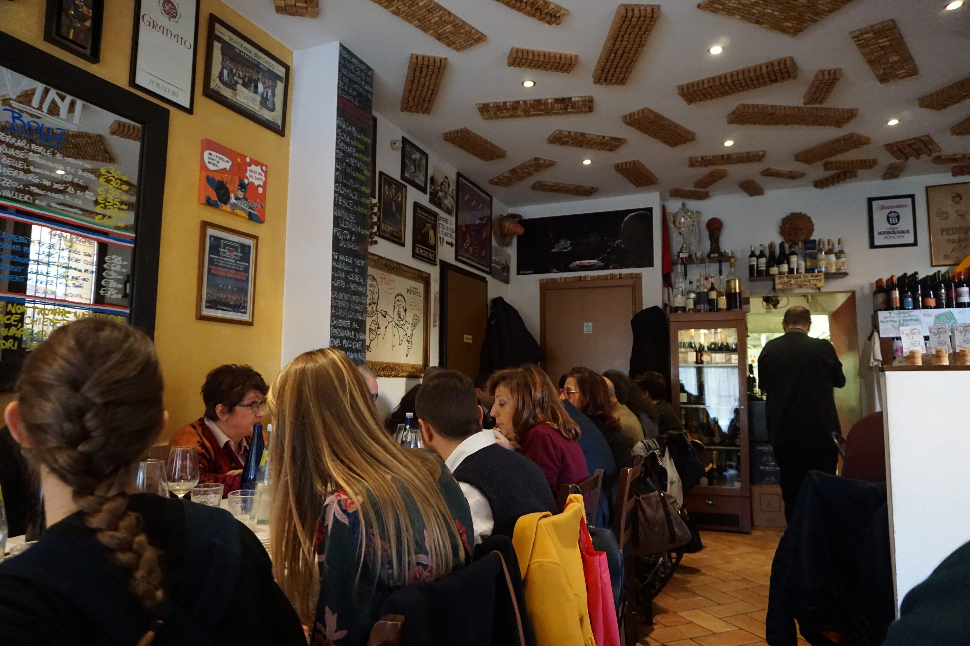 Eater Bologna Bertozzi inside