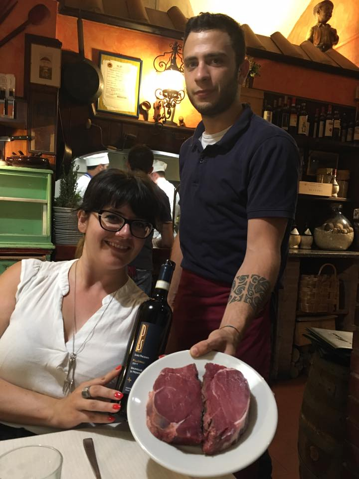 del fagioli steak