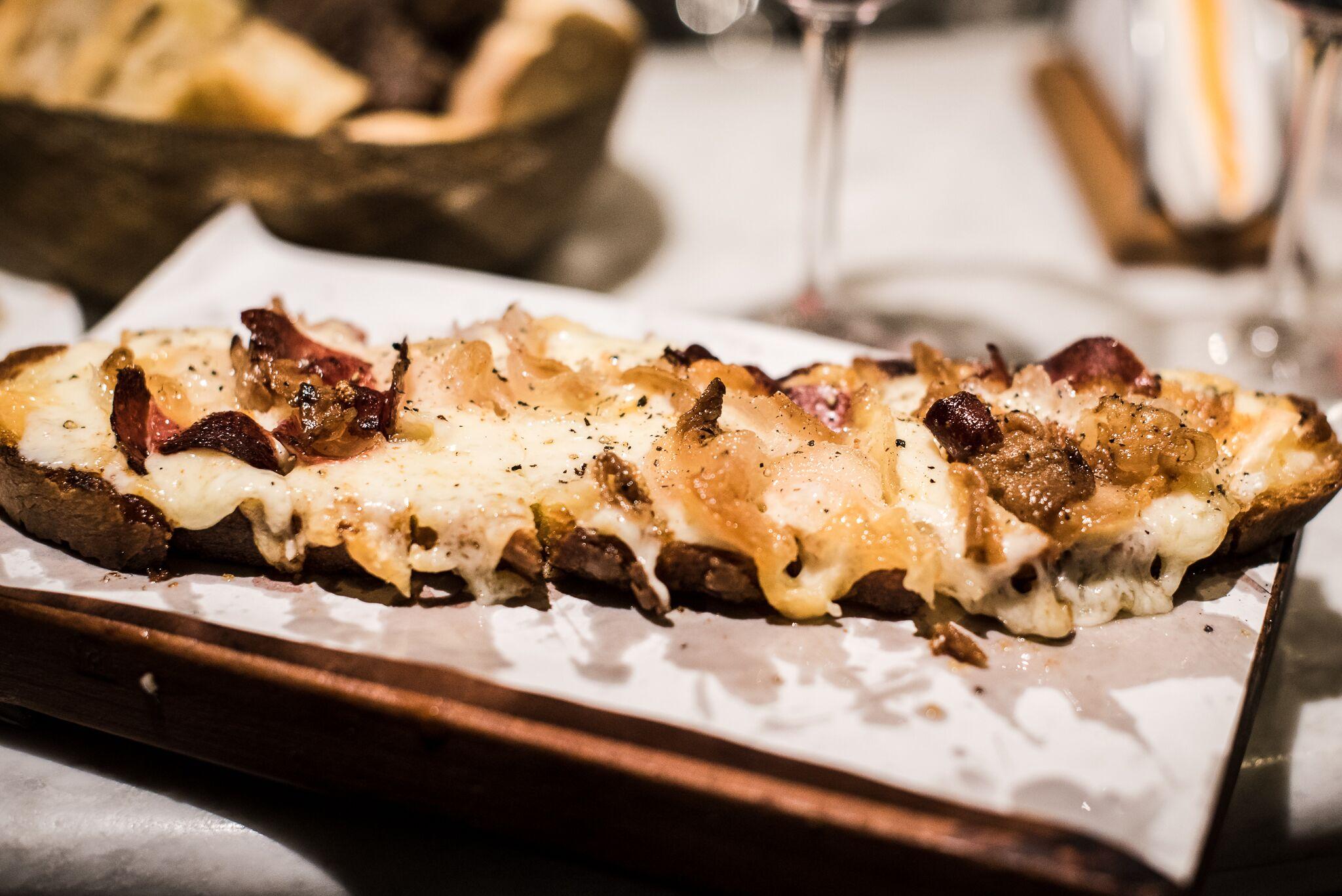 crostini volpi e l'uva wine florence tracy