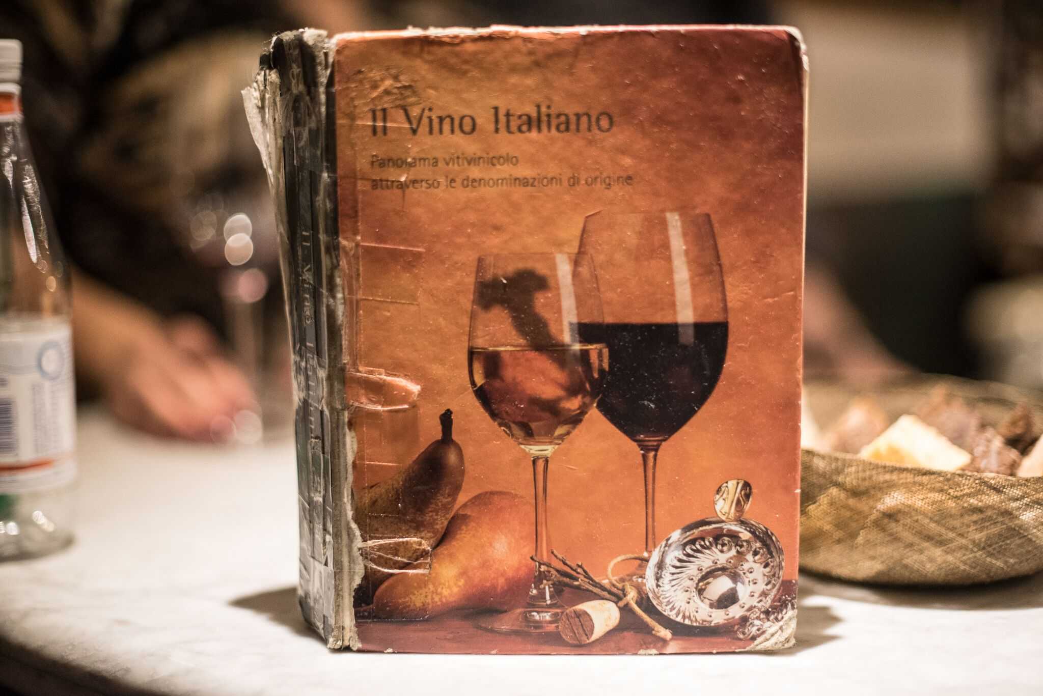 wine book volpe e l'uva florence tracy